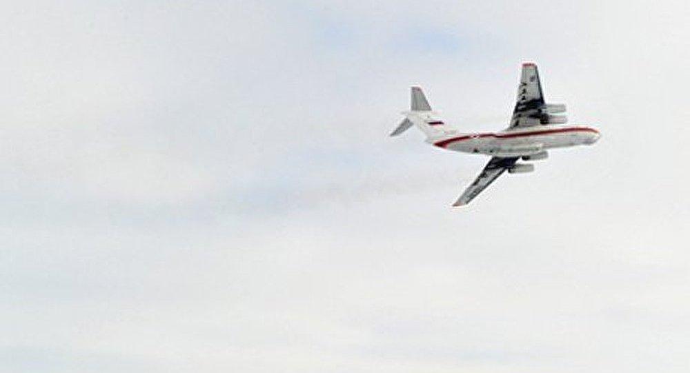 Un avion est parti pour la Bulgarie pour évacuer une Russe
