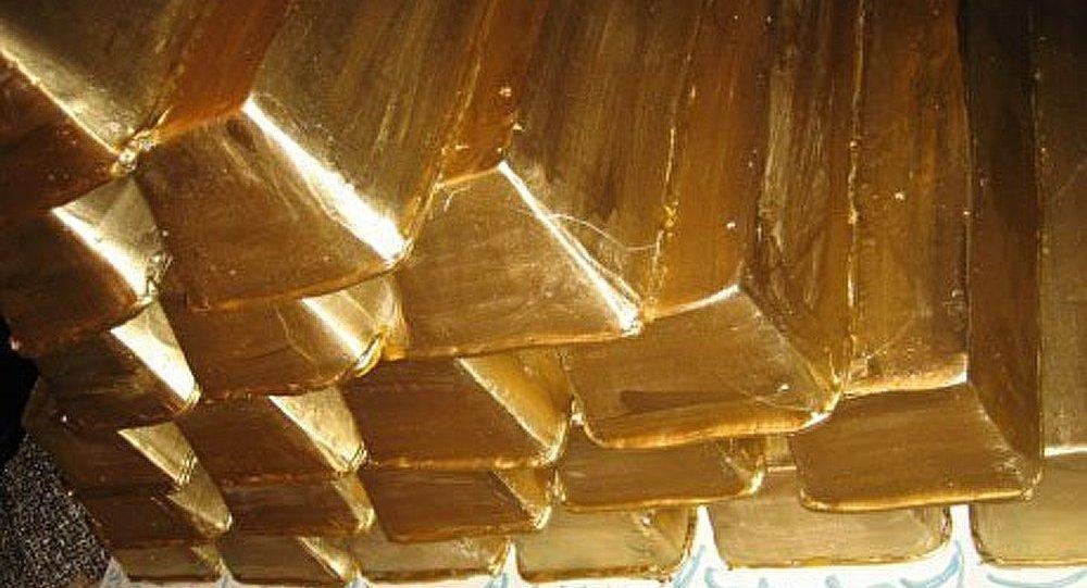 La Banque de Russie a acheté 570 tonnes d'or
