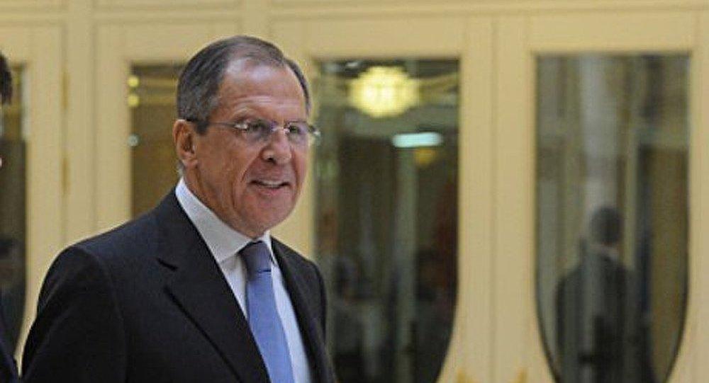 Sergueï Lavrov entame une tournée africaine