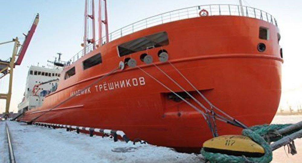 Nouvelle saison russe en Antarctique