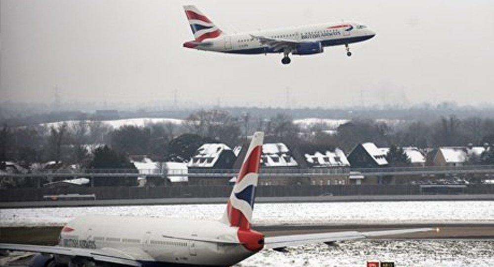 Des personnels de la British Airways ivres à bord d'un avion