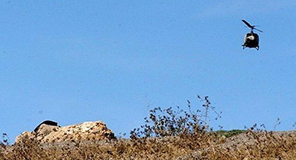 Un hélicoptère turc pénètre l'espace aérien de Grèce