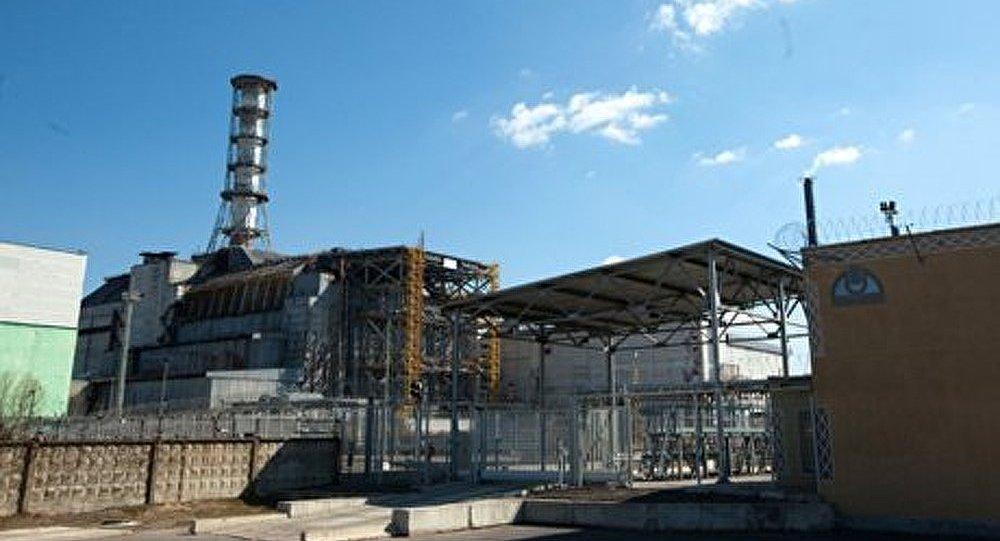 Le personnel français évacué de Tchernobyl