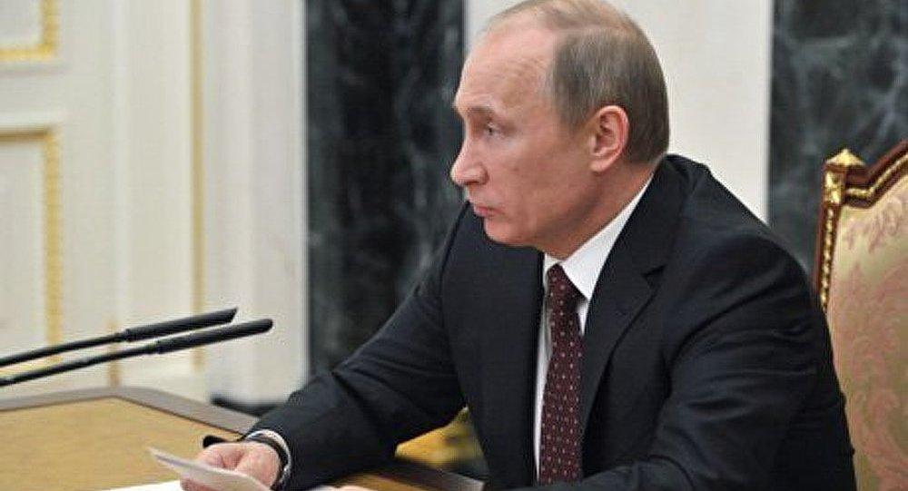 Poutine prévoit une hausse de la demande du gaz dans le monde