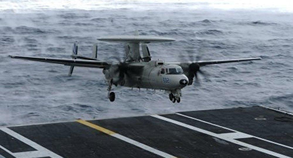 L'US Navy aura des avions qui « voient tout »