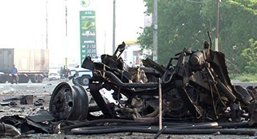 Une puissante explosion au Daghestan