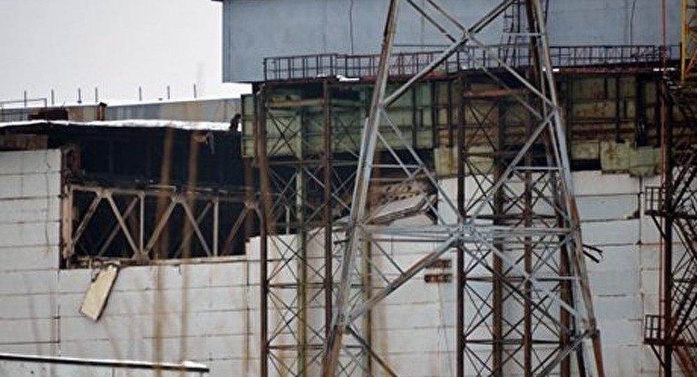 La centrale de Tchernobyl s'effondre à cause de l'usure