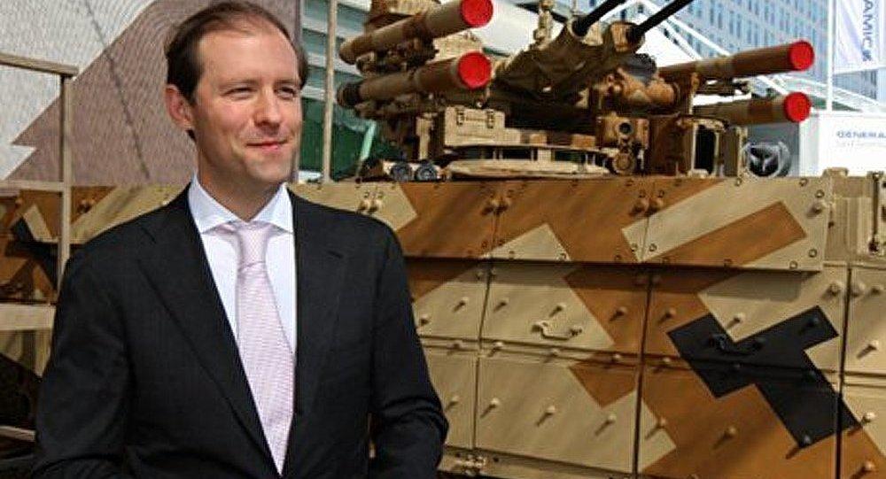 Les armes russes appr ci es au salon idex 2013 sputnik for Salon armes