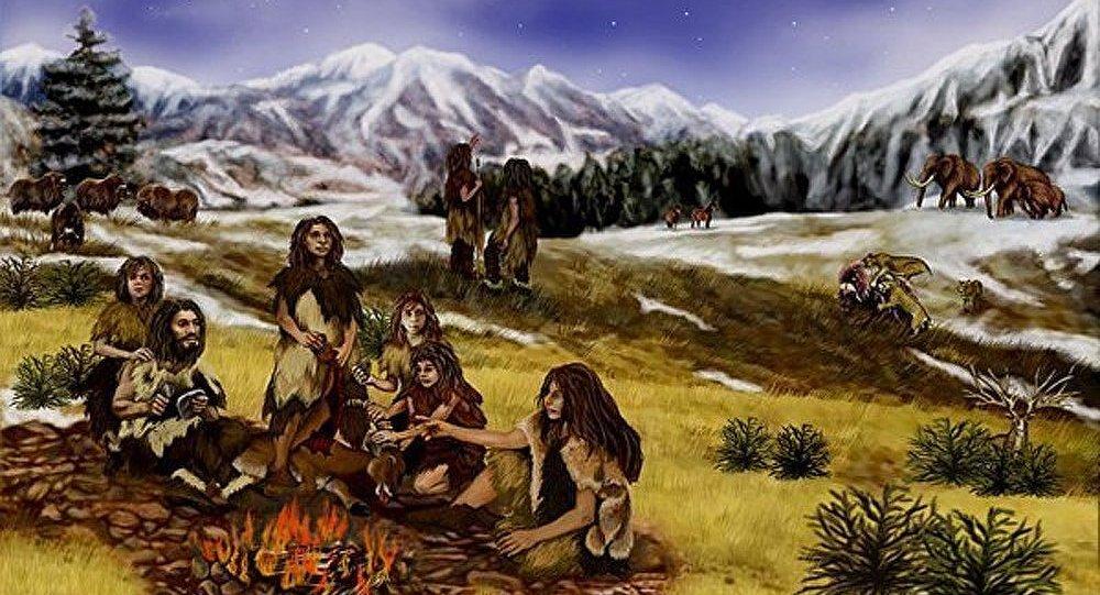Les Néandertaliens ne formaient pas de liens sociaux