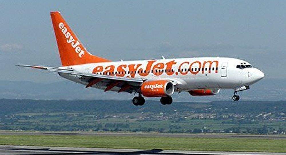 EasyJet commence les vols entre Londres et Moscou