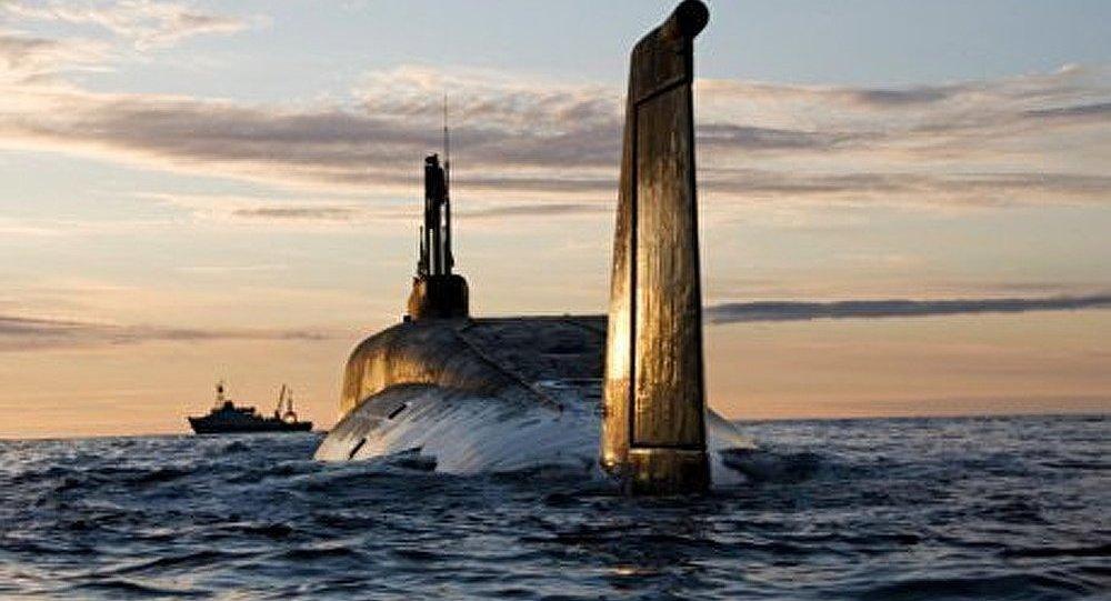 Russie entame le développement des sous-marins de Vème génération