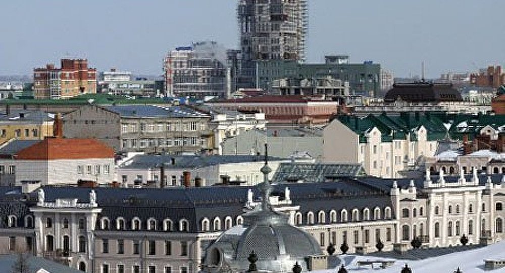 À Kazan, on attend le président du pays