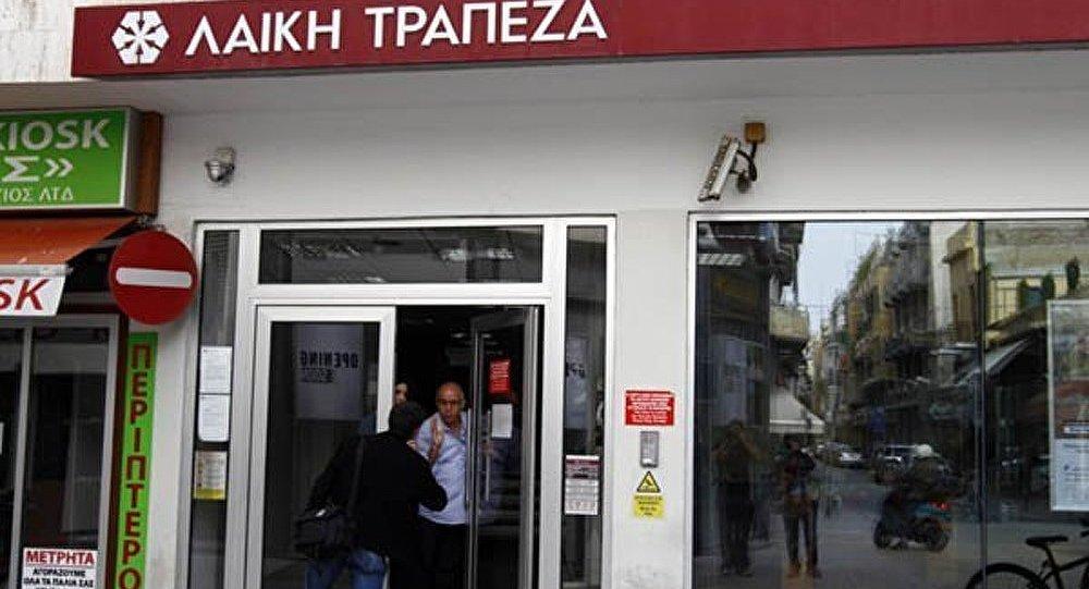 Chypre : la famille du président a sorti des millions de la Laiki Bank