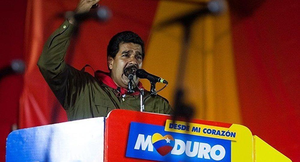 Maduro a déclaré la préparation d'un attentat contre sa vie