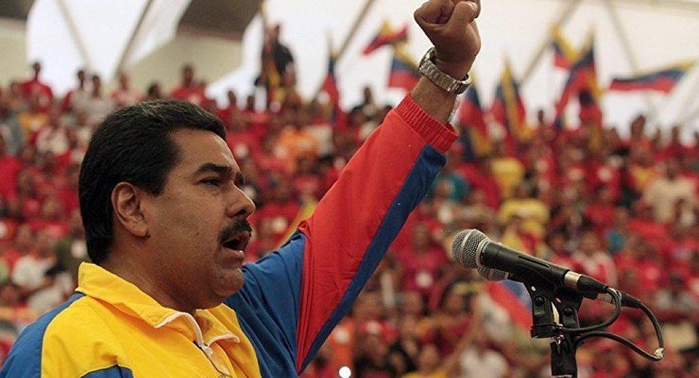 Maduro menace les électeurs d'une malédiction ancienne