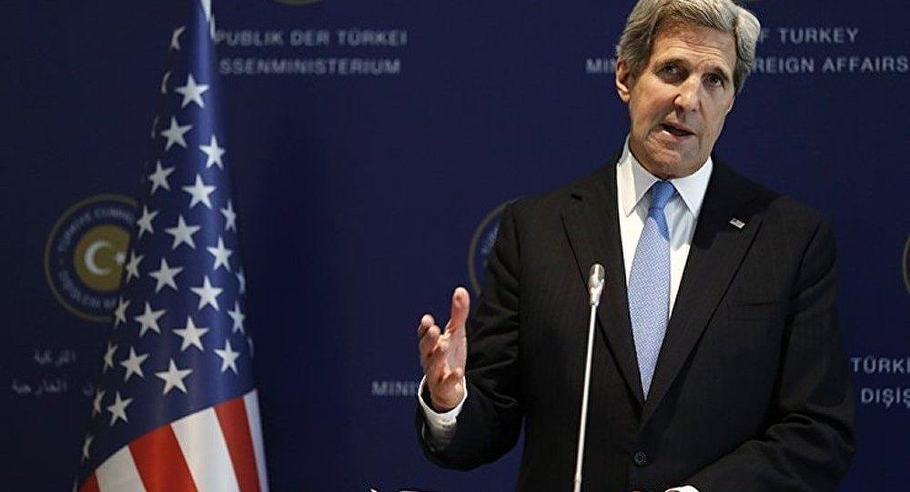 John Kerry ne pouvait pas prononcer le nom de son homologue turc