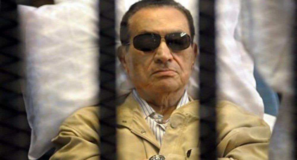 Une nouvelle procédure pénale lancée contre Hosni Moubarak