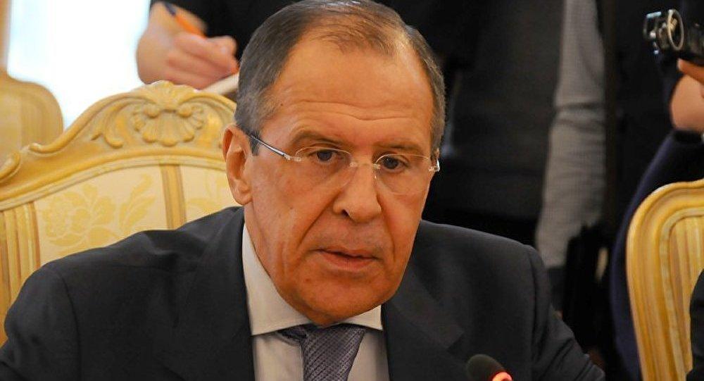 Lavrov trouve logique la démission de Brahimi