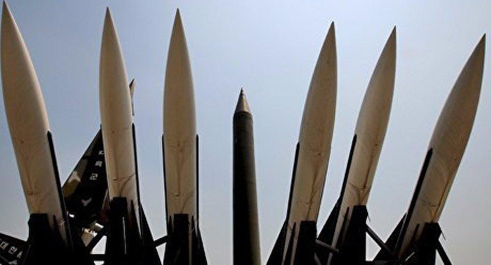 Les missiles Scud prêts à lancement depuis l'est de la RPDC