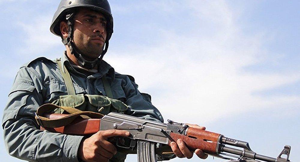 Un massacre a eu lieu dans un poste de police en Afghanistan