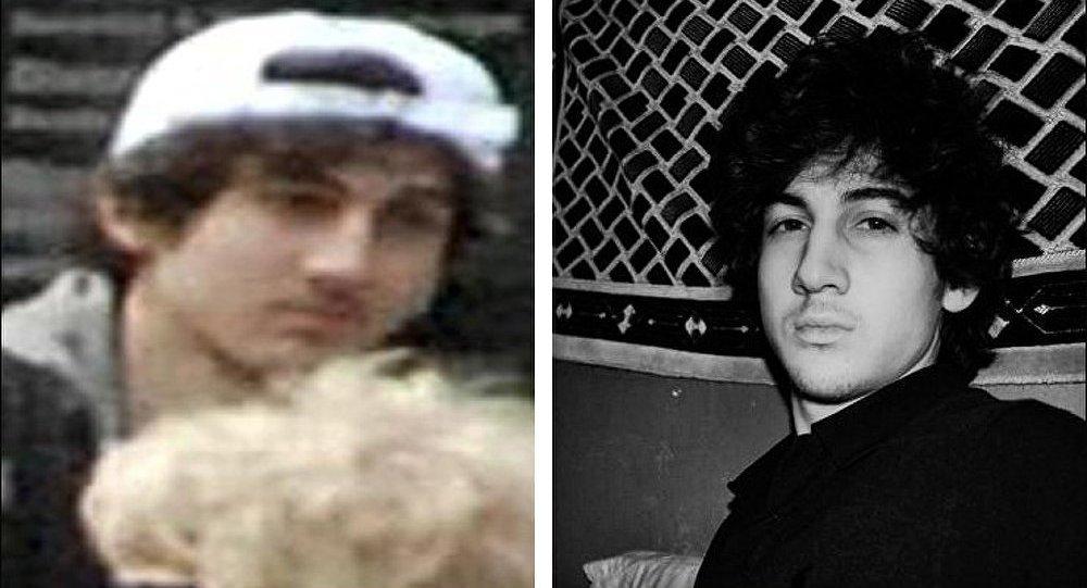 Une caméra a filmé Tsarnaev durant l'attentat terroriste