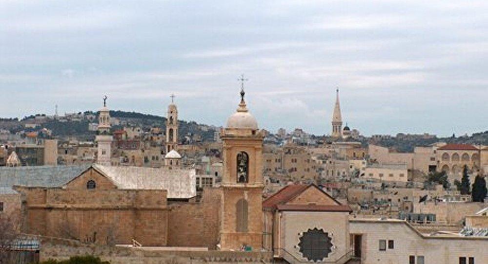 Bethléem : un premier marathon palestinien