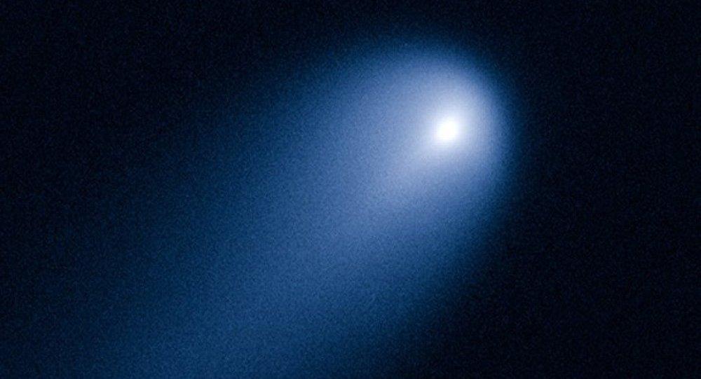 La comète ISON peut créer une pluie de météores