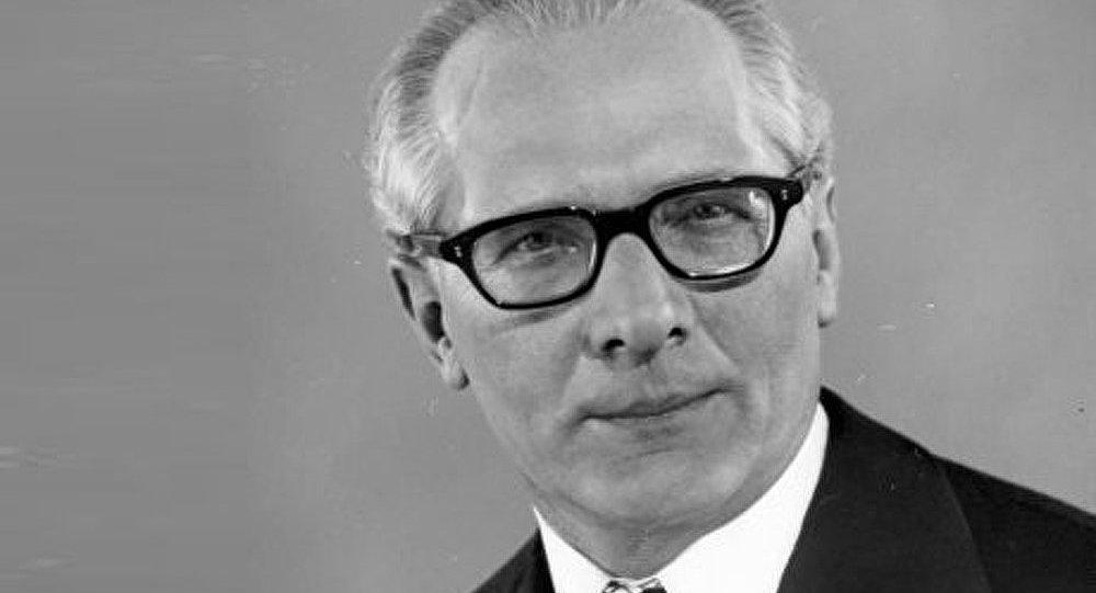 Erich Honecker : la nourriture doit être simple, chaude et allemande