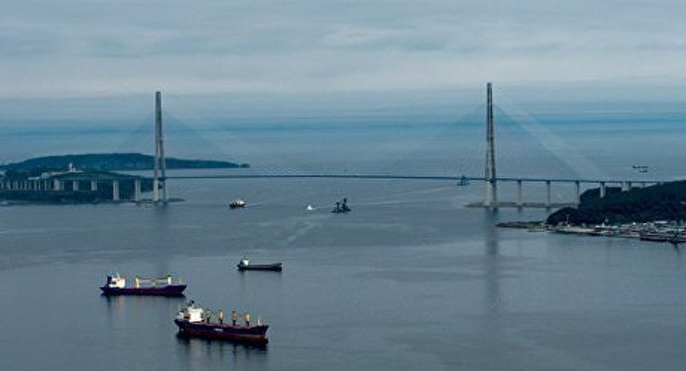 Vladivostok : les bateaux restent à quai