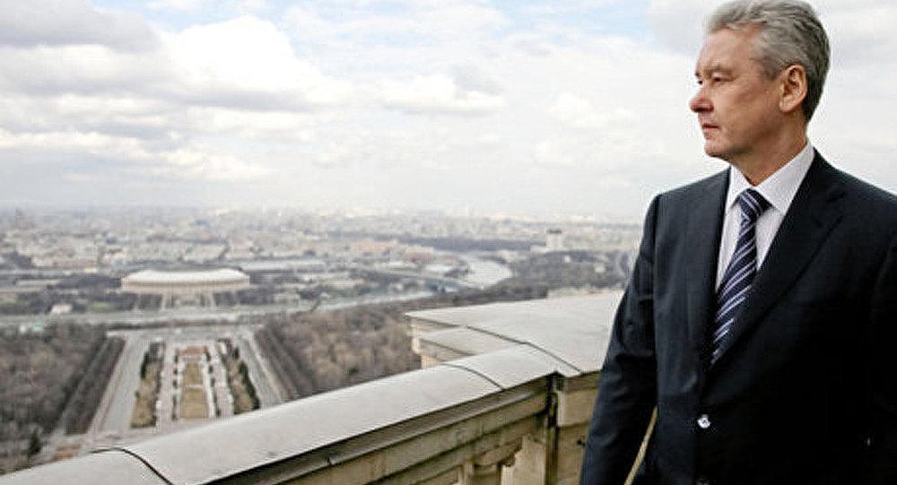 Le Kremlin pas au courant d'une éventuelle démission du maire de Moscou