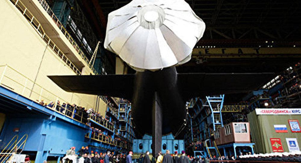 Le sous-marin nucléaire russe de 4e génération bientôt en service