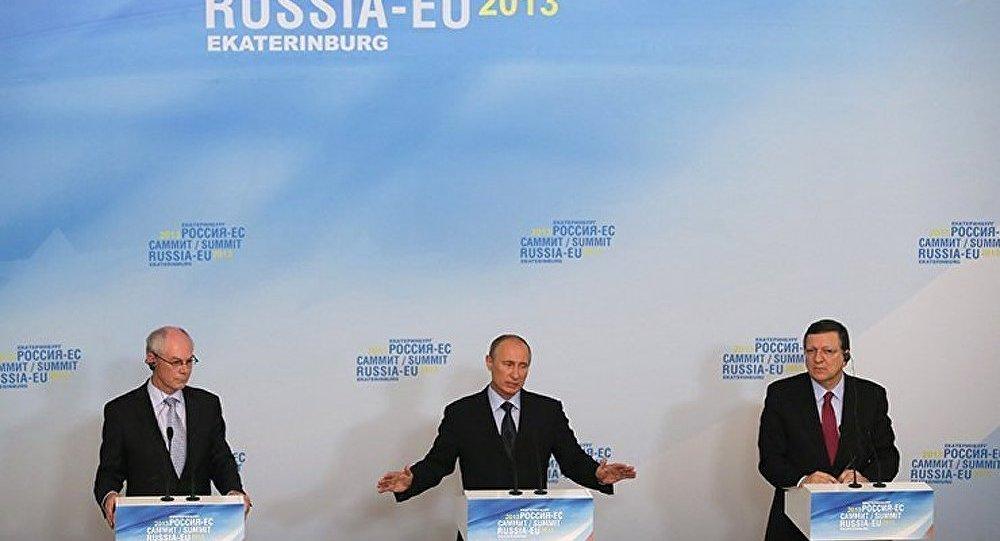 Un pont dressé entre la Russie et l'UE