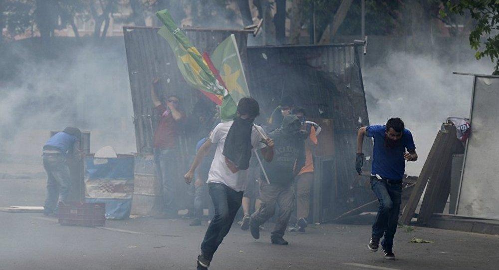 Des centaines d'agents étrangers provoquent des désordres en Turquie