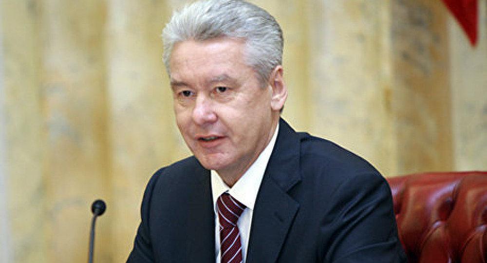 Sobianine donne le coup d'envoi de la lutte pour la mairie de Moscou
