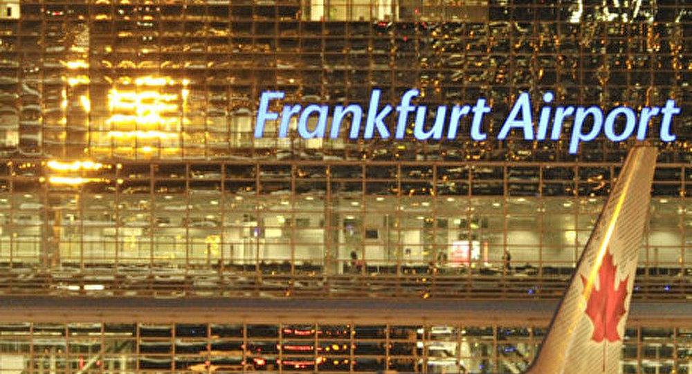 Francfort : des dizaines de vols annulés en raison de fortes pluies