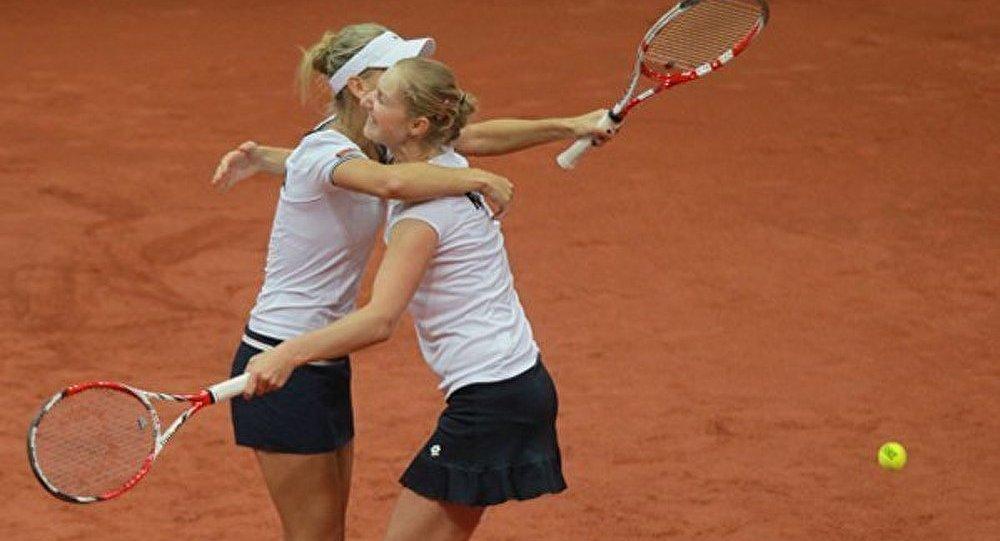 Tennis : Makarova et Vesnina gagnent le championnat
