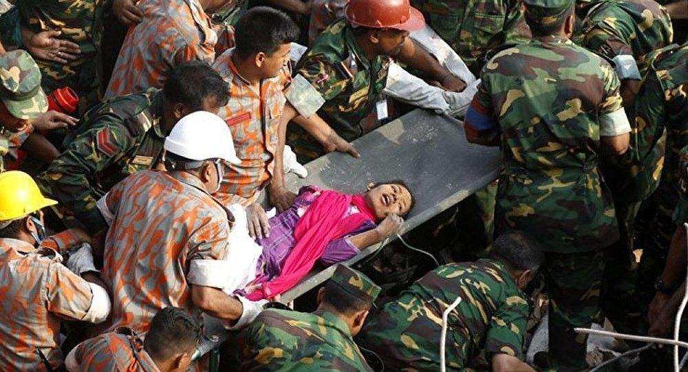 Environ 450 travailleurs d'une usine intoxiqués par l'eau au Bangladesh