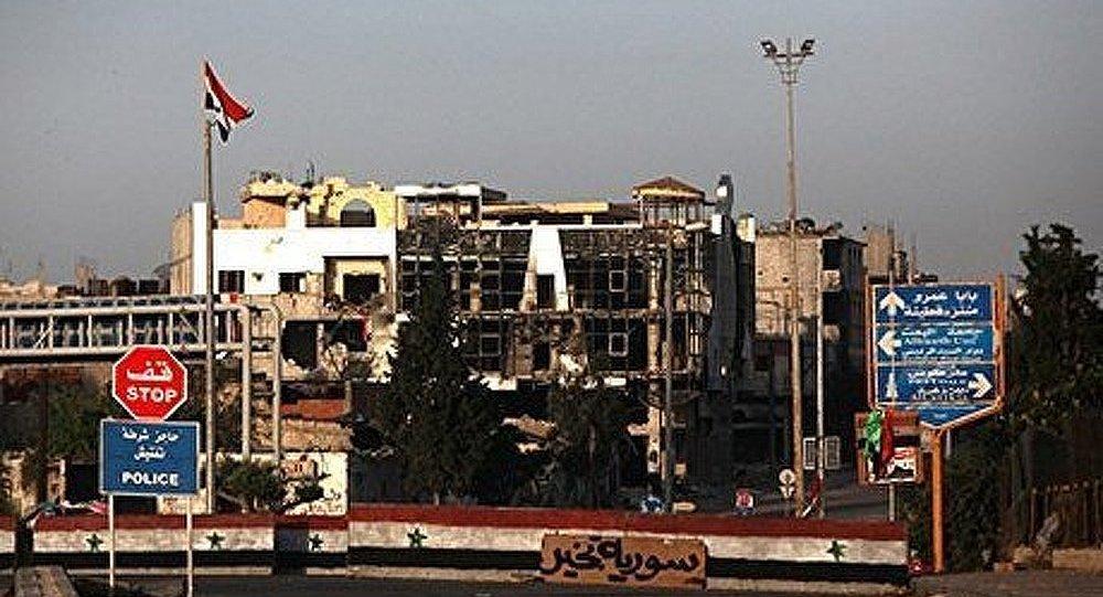 Les troupes syriennes ont commencé l'assaut des quartiers de Homs
