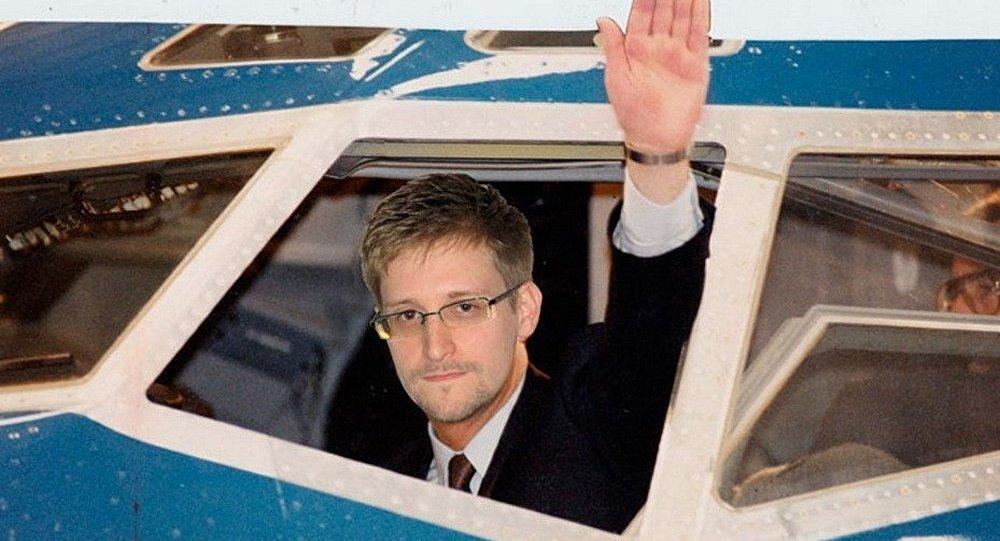 Snowden s'est adressé aux autorités du Nicaragua