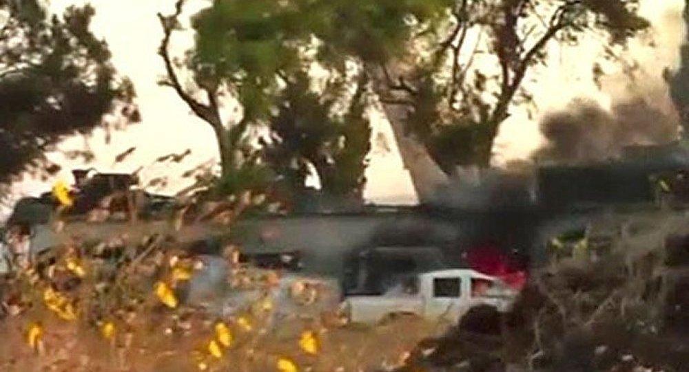 Egypte : trois tués dans l'attaque d'un bus par des islamistes