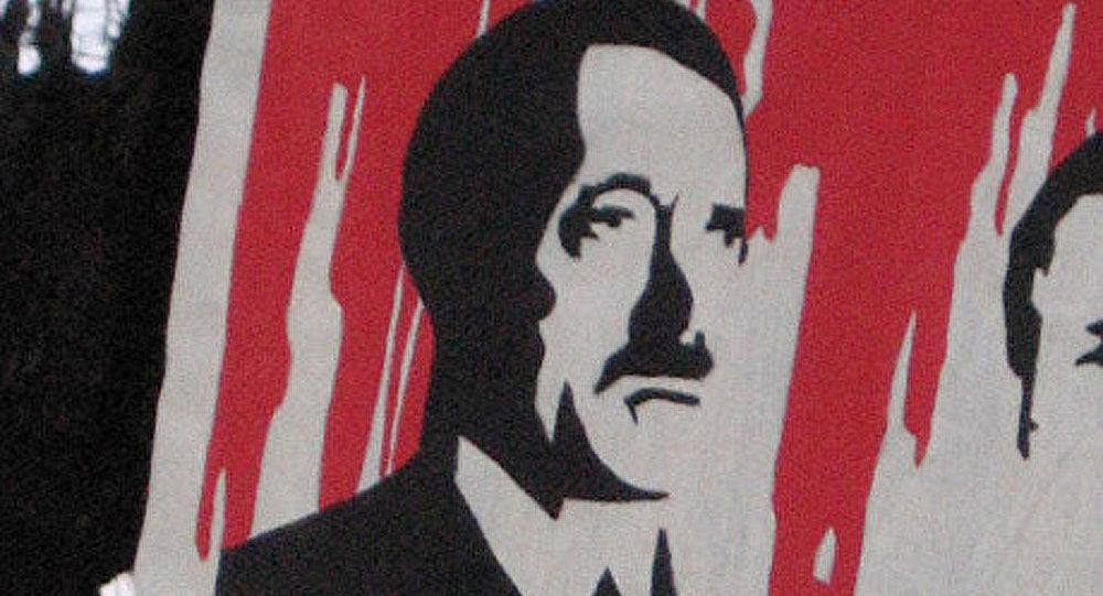 Thaïlande : une Université orné par un portrait de Hitler