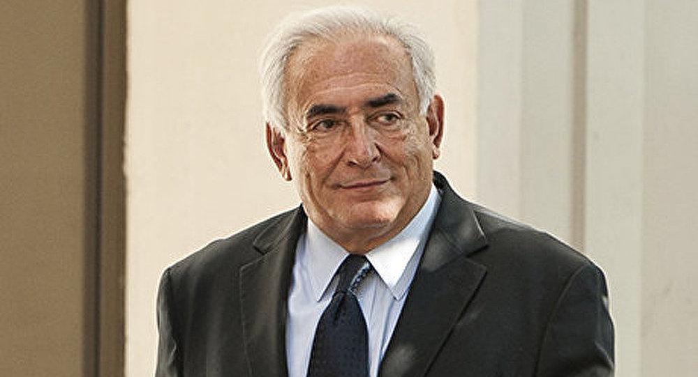 Strauss-Kahn à la tête du conseil de surveillance d'une grande banque russe