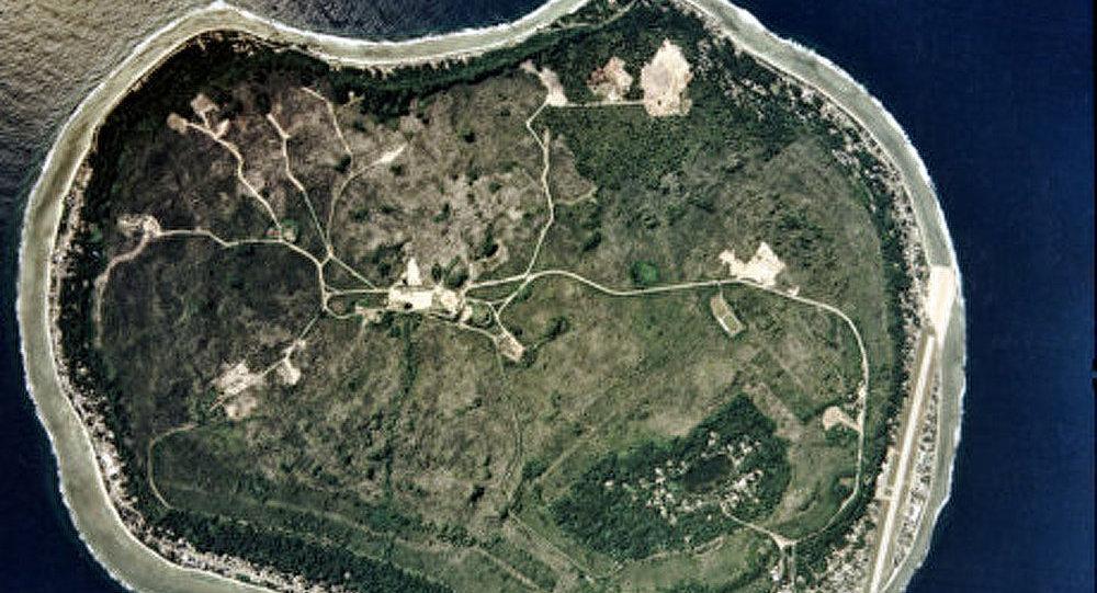 Les émeutes à Nauru : le camp de réfugiés complètement brûlé