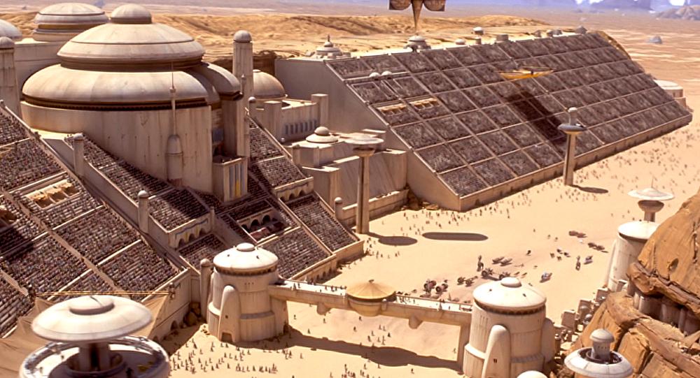Tunisie : le port spatial de Star Wars disparaîtra sous les dunes de sable