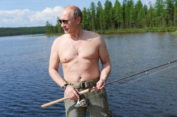 Poutine a pêché un brochet de 21 kilos