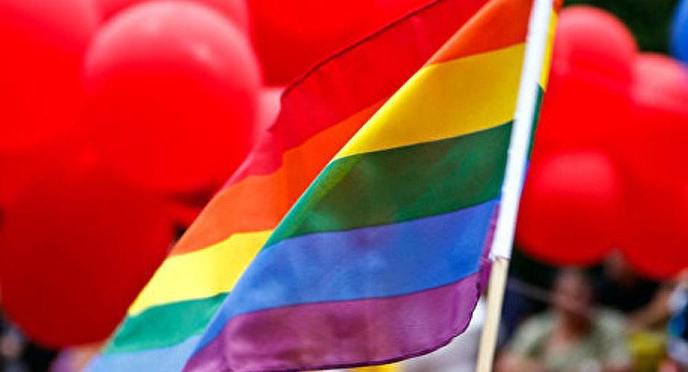 La police montée a protégé une gay pride à Vilnius