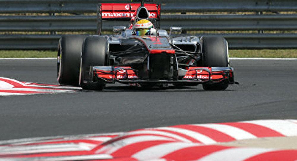 Formule 1 : le Britannique Lewis Hamilton a remporté le GP de Hongrie