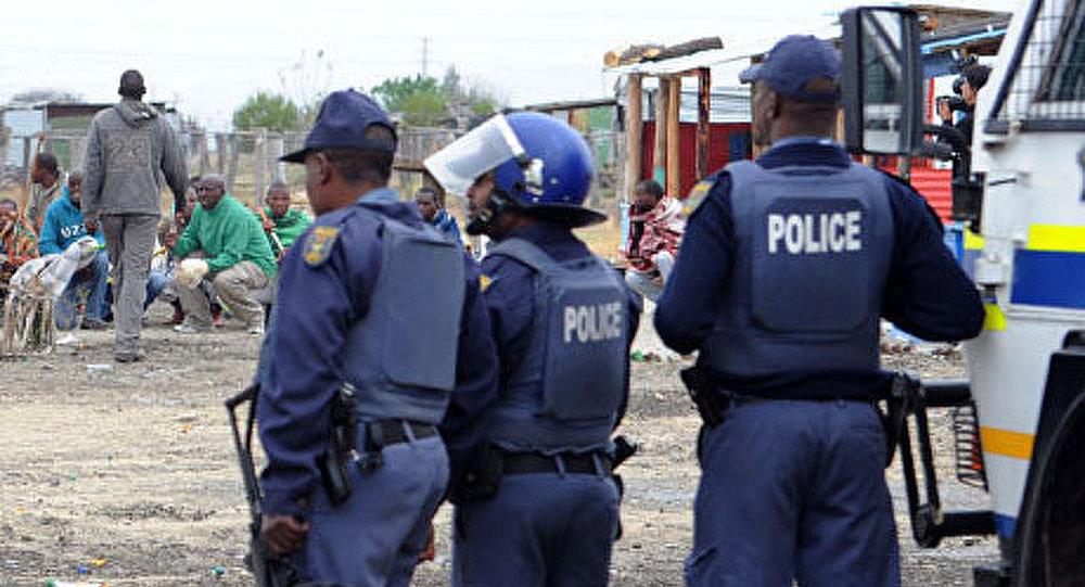 Afrique du Sud : 1500 policiers sont les anciens criminels