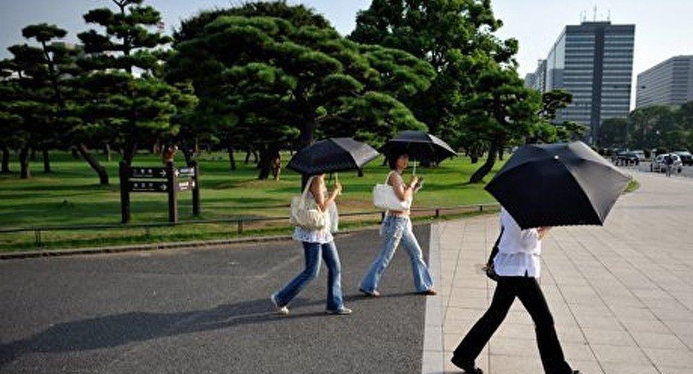 Japon : plus de 30 000 hospitalisés à cause d'un coup de chaleur