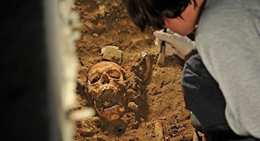 Florence : les restes des enfants de la Joconde ont été exhumés